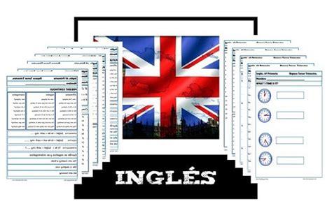 Fichas de Inglés Sexto Primaria (11 12 años)