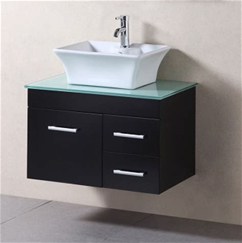 wall mounted vanities for small bathrooms choosing the wall mounted bathroom vanity for a