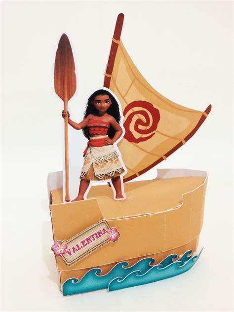 Moana Clipart Boat by Barquinho Moana No Elo7 Cor E Art Personalizados B26701