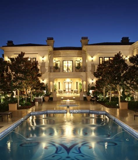 spectacular limestone mansion  los angeles ca homes