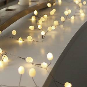 Willow, White, Opaque, Fairy, Lights