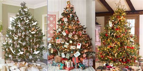 decorated christmas tree ideas pictures  christmas tree inspiration