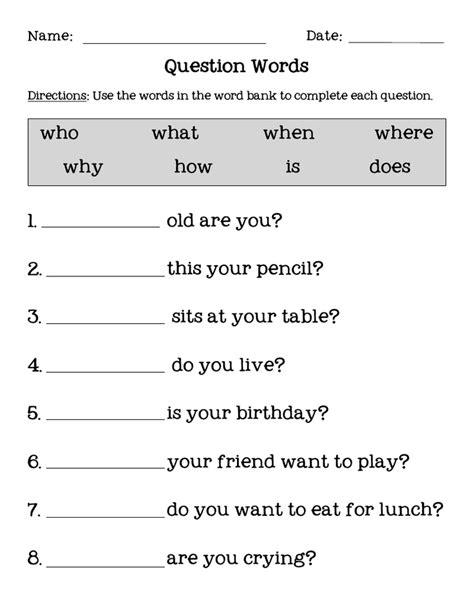 question wordspdf google drive wh questions