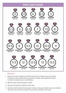 ring doesn39t fit here39s the easiest way to find your size With mens wedding ring size chart