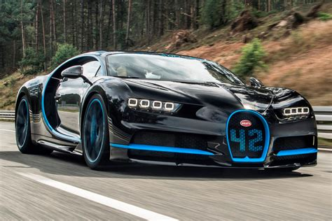 This Is When The Bugatti Chiron's Replacement Will Arrive ...