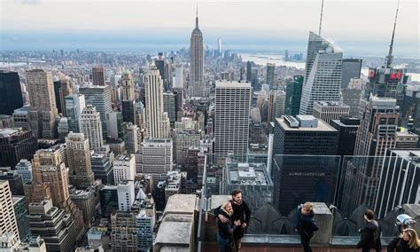 Top of the Rock New York BudgetTipp, Tickets & Insider