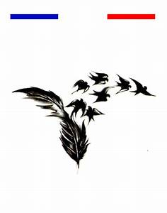 Tatouage Plume Poignet : tatouage plume envol oiseaux femme poignet mon petit ~ Melissatoandfro.com Idées de Décoration