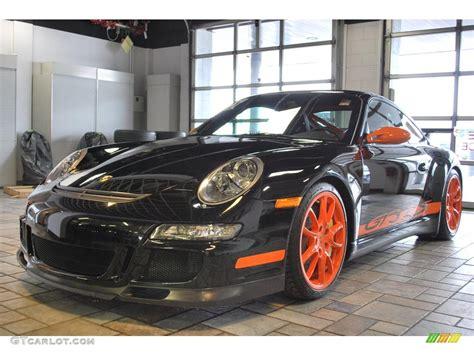 Black Gt3 Rs by 2007 Black Orange Porsche 911 Gt3 Rs 26459671 Gtcarlot