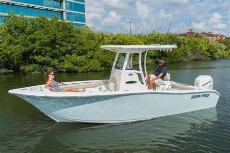 Sea Pro Boats For Sale In Florida by Sea Pro Center Console Boats For Sale In Florida