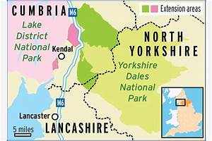 Yorkshire 'land grab' in Lancashire and Cumbria as Dales ...