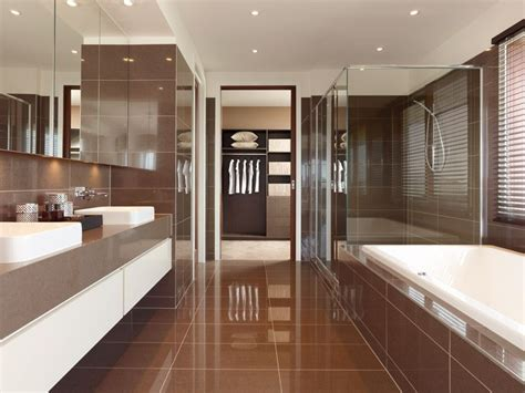 Bedroom Ensuite Wardrobe by Walk Through Ensuite To Robe Modern Bedroom Ensuite