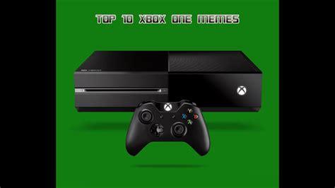 Top Ten Xbox One Memes Youtube