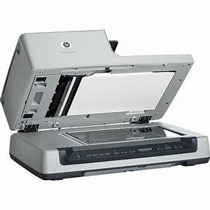 hp scanjet 8390 document flatbed scanner l1962a bh photo With best auto feed document scanner