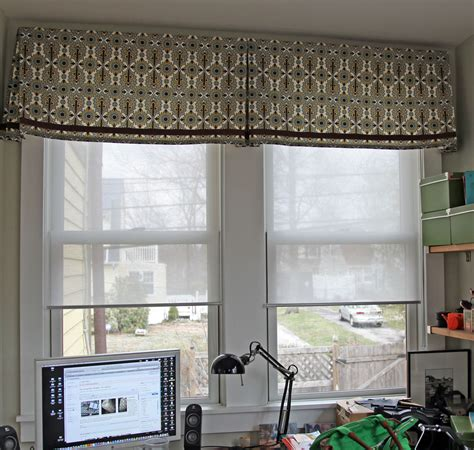 Window Valance by Contemporary Window Valances Updating Your Interior