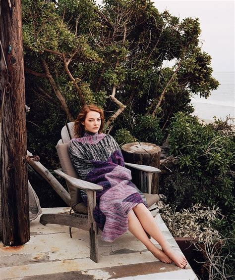 Emma Stone For Wsj Magazine By Angelo Pennetta
