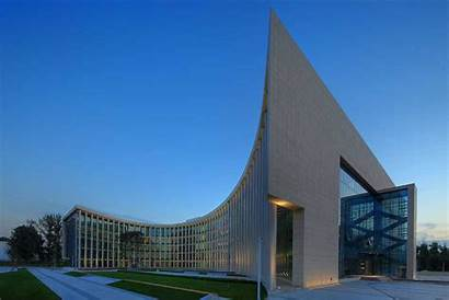 Building Office Harbin Haxi China Architects Buildings