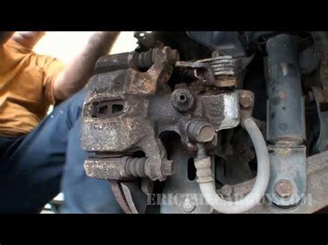 replace  rear caliper  acura integra