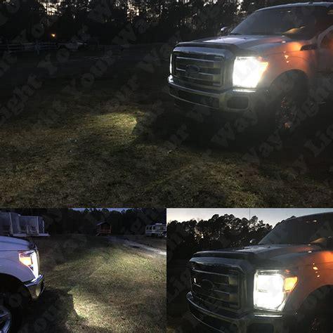 white led high  beam headlight switchback signal