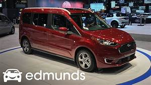 2019 Ford Transit Connect Unveil