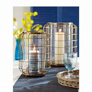 tag oxidized brass wire and clear glass large hurricane With kitchen colors with white cabinets with wide glass hurricane candle holder
