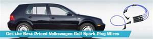 Vw Volkswagen Golf Spark Plug Wires - Ignition Wire