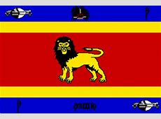 eSwatini Royal flags
