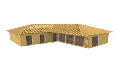 loft maison bois en kit