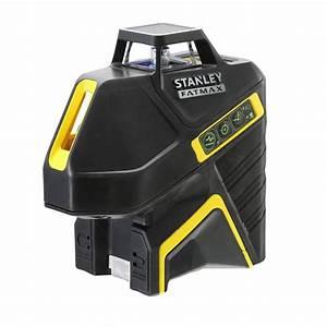Niveau Laser Stanley : niveau laser multilignes fatmax slg 2v manubricole ~ Melissatoandfro.com Idées de Décoration