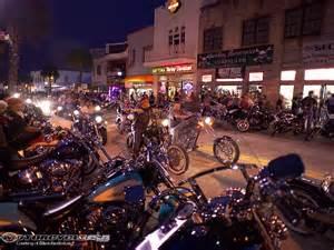 Biketoberfest 2014 Daytona Beach Florida