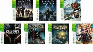 Nouveauté Jeux Xbox One : xbox one de nouveaux jeux xbox 360 r tro compatibles ~ Melissatoandfro.com Idées de Décoration