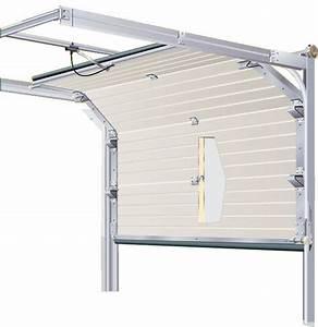 portes sectionnelles garage obasinccom With porte de garage sectionnelles