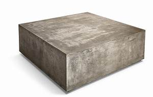 48quot square block urbia furniture for Square block coffee table