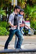 Anna Kendrick and Ben Richardson spotted laughing as they ...