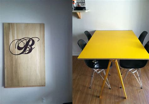 small spaces diy murphy table small pinterest