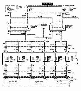 Acura Cl  1997  - Wiring Diagrams