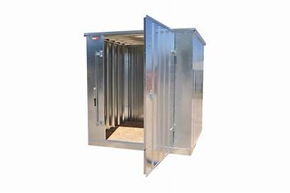 Containers Steel Storage Tube West Secure Standard