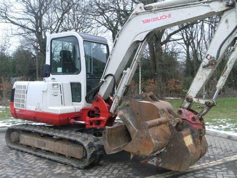 ebay scam hunter takeuchi tb   ton digger excavator