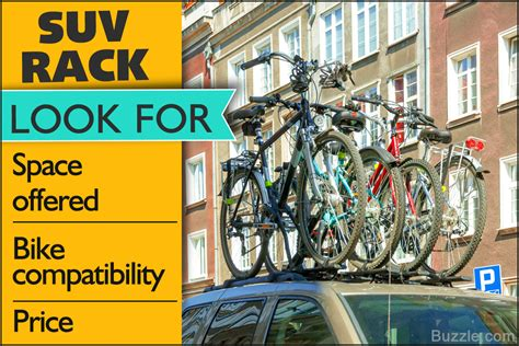 Here's How To Choose The Best Type Of Bike Rack For Suvs