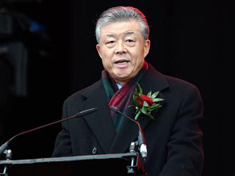State Media: Chinese Envoy Liking Footjob Tweet Requires ...