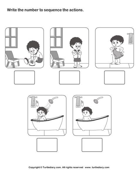 preschool story sequencing printables 8 best images of free sequencing printable preschool 262