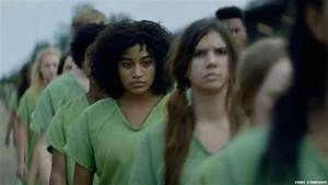 Amandla Stenberg Breaks Out of Trump-Like Camps in The ...