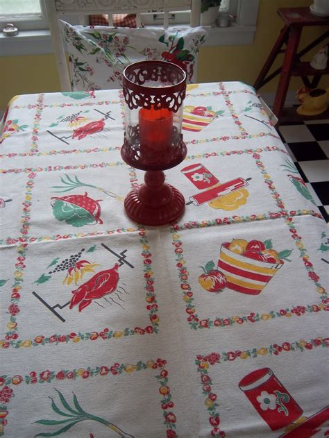 1000 images about vintage tablecloth ideas on pinterest