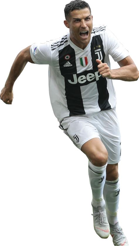 Cristiano Ronaldo football render - 49239 - FootyRenders