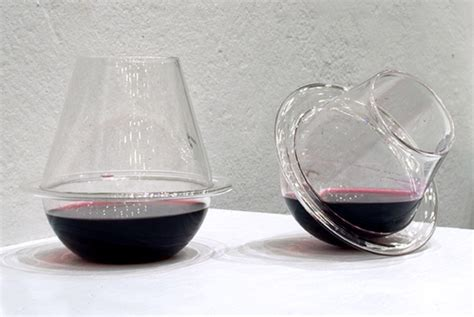 saturn wine glasses  fragile studios interiorholiccom