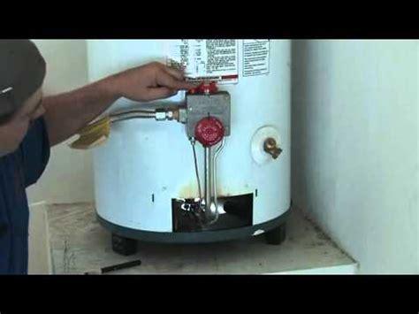 how to light a water heater san jose better water heaters present pilot light tips mp4