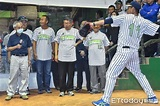 影/挽回球迷的心?曾說看棒球無聊 柯文哲今出席紀念賽開球 | ETtoday政治新聞 | ETtoday新聞雲