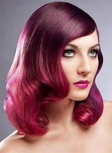 Red Violet Hair Color Formulas
