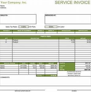 39 best templates of service billing invoice examples With free printable invoice for services rendered