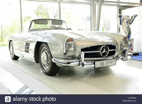 Cabrio, Classic, Mercedes-benz, Old Timer, Slk Stock Photo