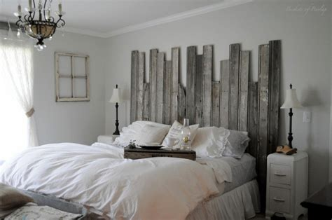 diy rustic bedroom 50 outstanding diy headboard ideas to spice up your Diy Rustic Bedroom